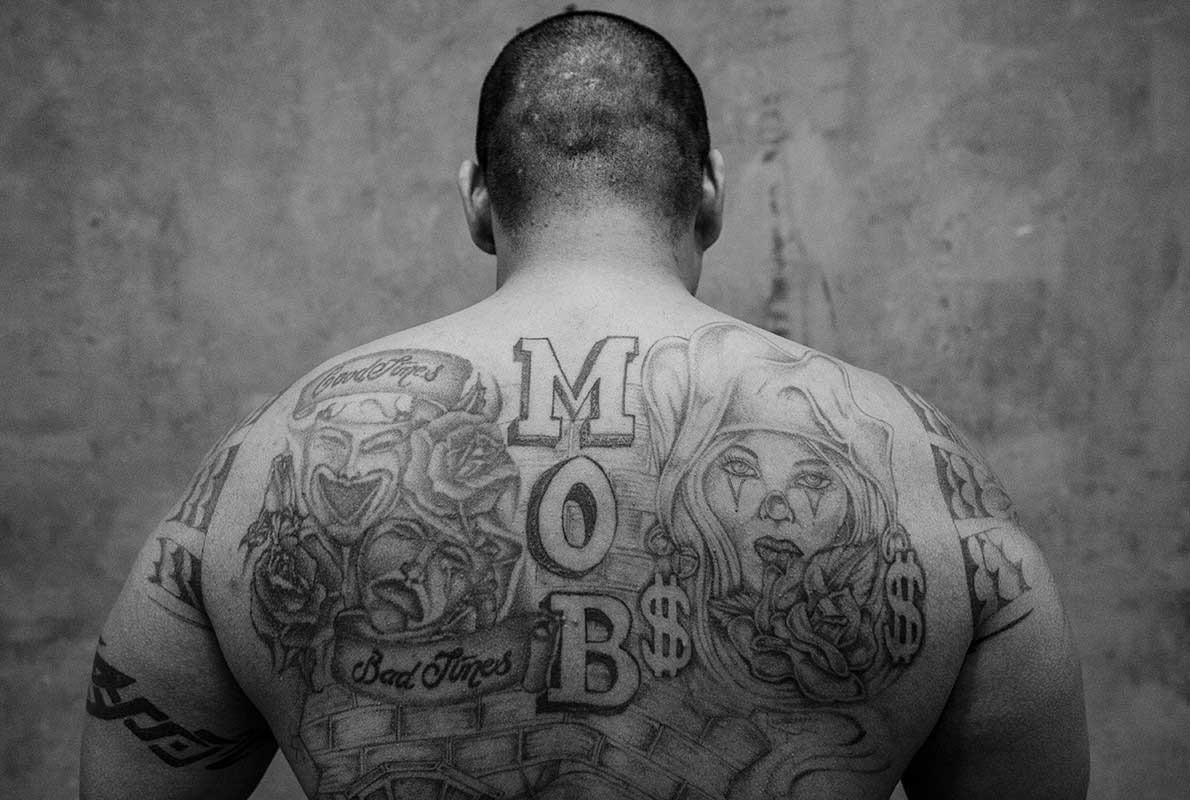 History meanings and interesting facts behind prison for Facts about tattoos