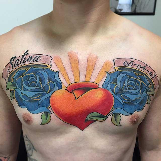 100+ Beautiful Kids Name Tattoos