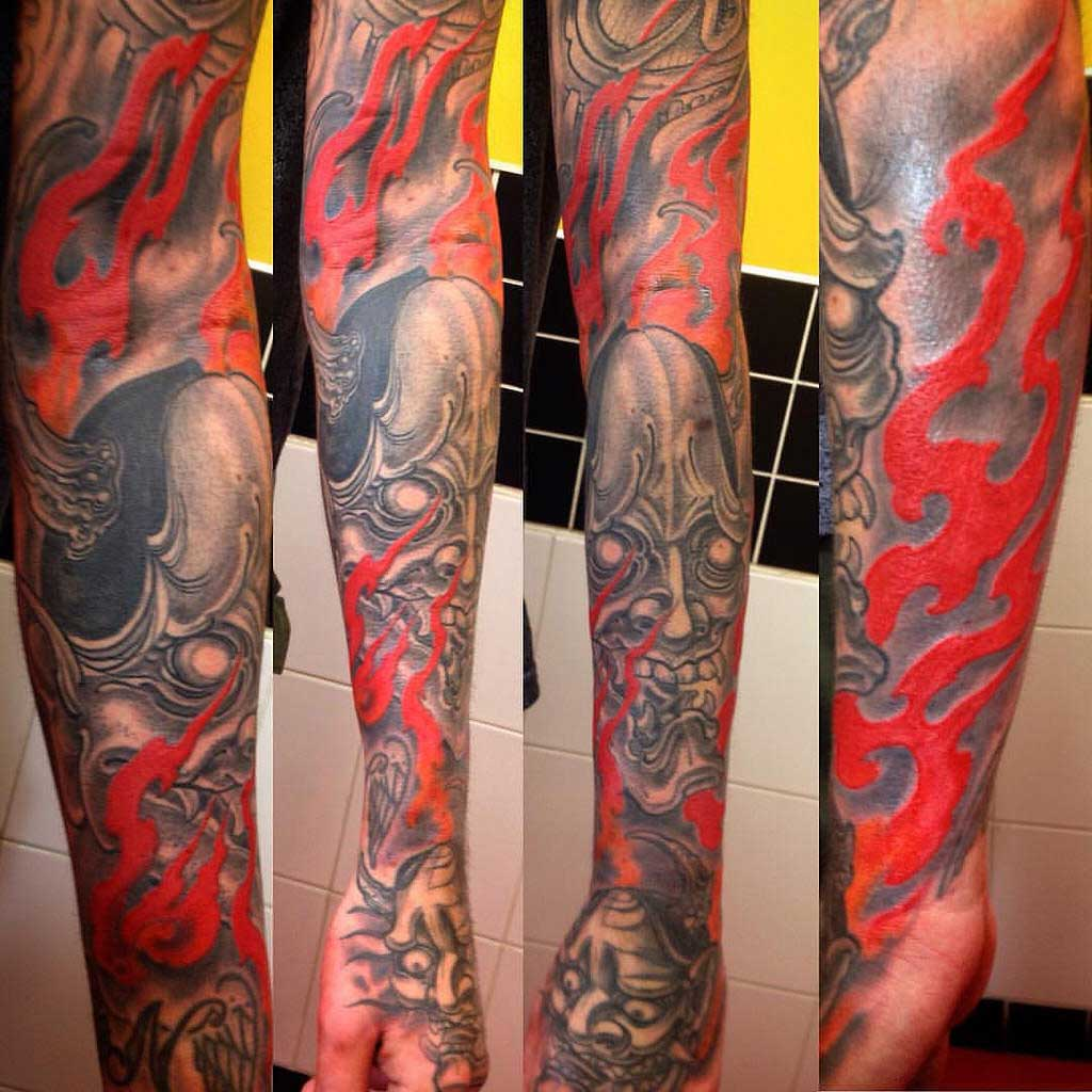 Japanese Tattoos Designs Ideas And Meaning: 100+ Amazing Japanese Tattoos