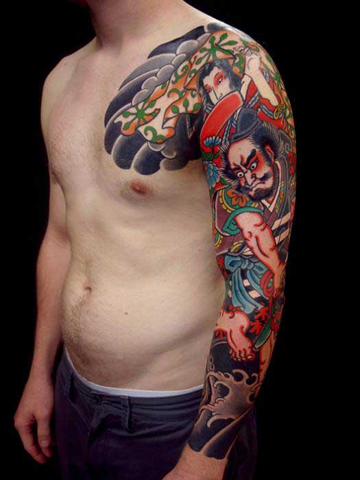 100+ Amazing Japanese Tattoos - Designs, Ideas and