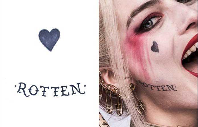 Harley Quinn Tattoo By Cana Arik Post 27423