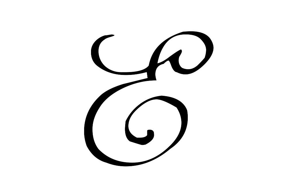 Letter-E-Tattoo-Template-02 Tattoo Lettering Templates Style on best frances, christoph different, font design, miss olive,