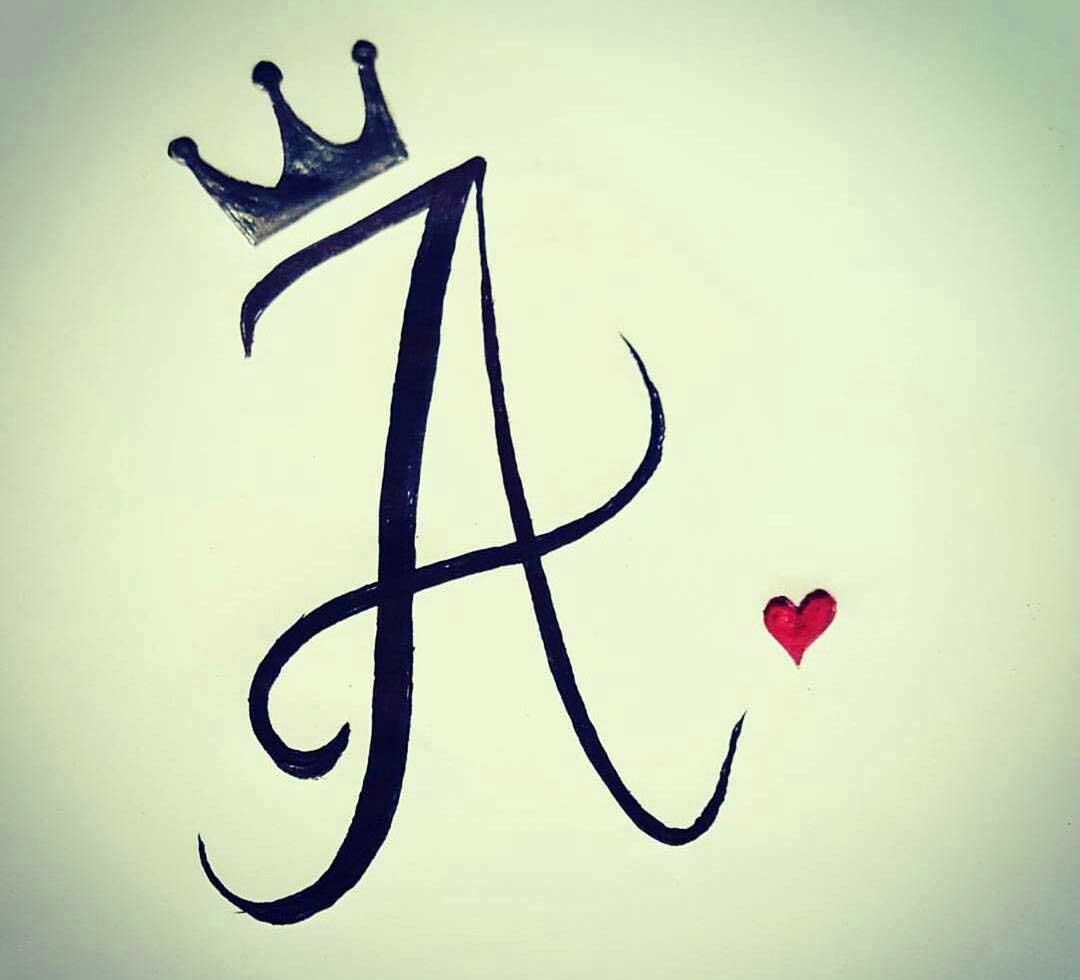 70+ Letter A Tattoo Designs, Ideas And Templates