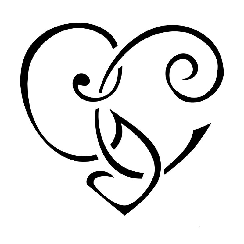 Tattoo Designs Of Letter A: 50+ Letter C Tattoo Designs, Ideas And Templates