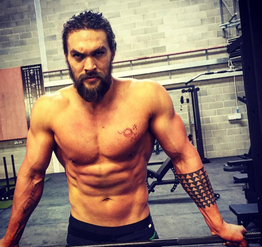 stories and meanings behind jason momoa u0026 39 s real tattoos