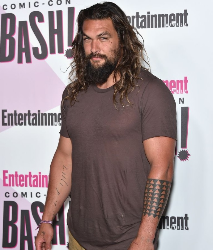 Jason Momoa Origin: Stories And Meanings Behind Jason Momoa's Real Tattoos