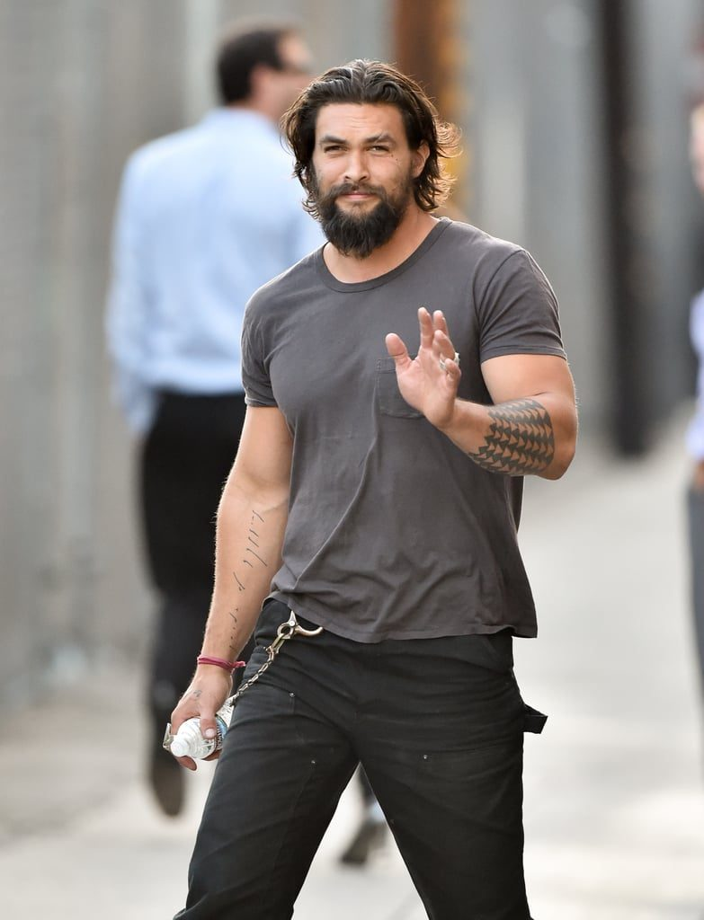 Aquaman Tattoo Design: Stories And Meanings Behind Jason Momoa's Real Tattoos