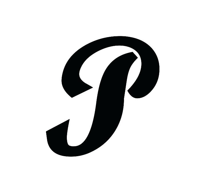 40 Letter P Tattoo Designs, Ideas And Templates