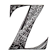 30 Letter Z Tattoo Designs, Ideas and Templates - Tattoo ...