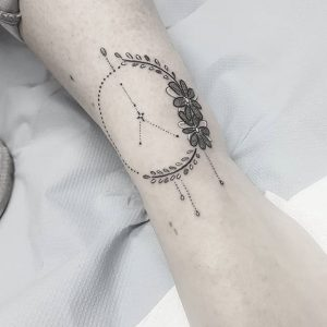 25 Cancer Constellation Tattoo Designs Ideas And Meanings Tattoo Me Now