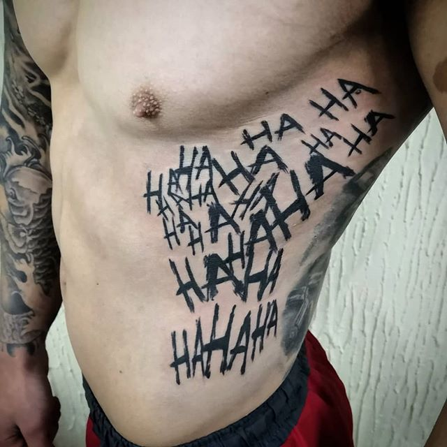 80 Insane Joker Tattoo Designs And Ideas Tattoo Me Now