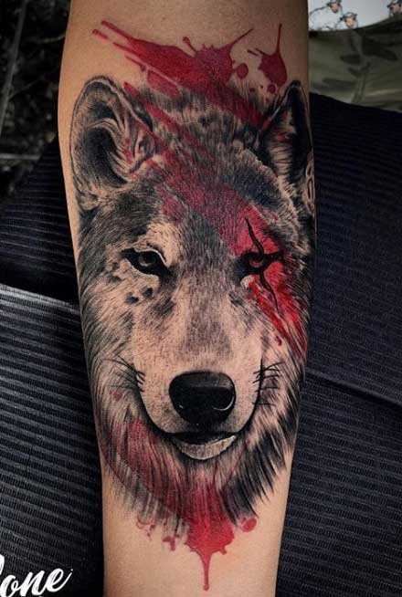 80 Trash Polka Tattoos, Designs and Ideas | All you need to
