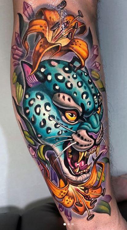 New School Tattoo: 100 Best New School Tattoos And Designs