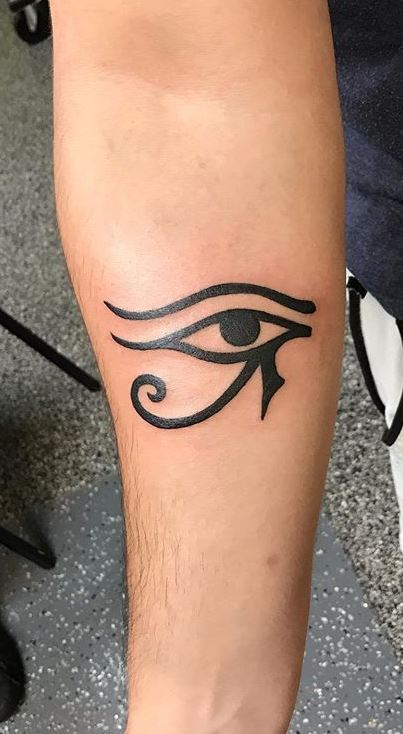 100 Trendy Eye Of Horus Tattoos And Meanings Tattoo Me Now #quote #tattoos #eye tattoo #fond of you #dot tattoo #tattoo quote #post. tattoo me now