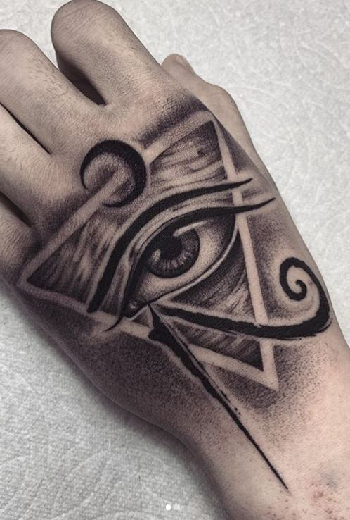 100 Trendy Eye Of Horus Tattoos And Meanings Tattoo Me Now